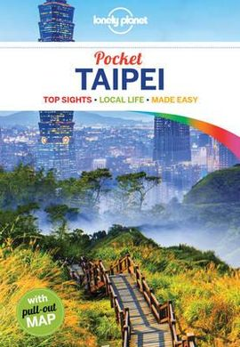 TAIPEI. POCKET -LONELY PLANET