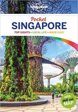SINGAPORE. POCKET -LONELY PLANET