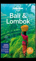 BALI & LOMBOK -LONELY PLANET