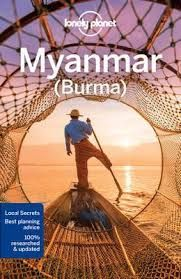 MYANMAR -LONELY PLANET