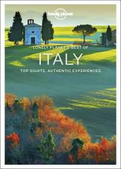 // ITALY, BEST OF -LONELY PLANET