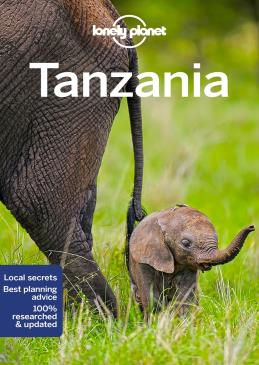 TANZANIA -LONELY PLANET