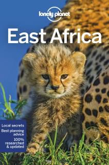 EAST AFRICA -LONELY PLANET