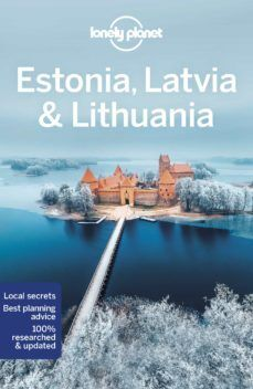 ESTONIA, LATVIA & LITHUANIA -LONELY PLANET