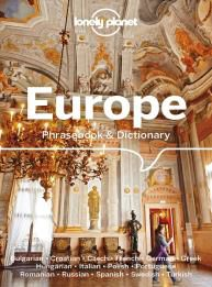 // EUROPE PHRASEBOOK & DICTIONARY -LONELY PLANET