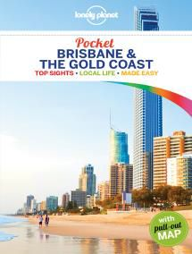 BRISBANE & THE GOLD COAST. POCKET -LONELY PLANET