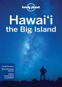 HAWAII THE BIG ISLAND -LONELY PLANET