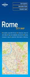 ROME. CITY MAP -LONELY PLANET