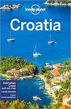 CROATIA -LONELY PLANET