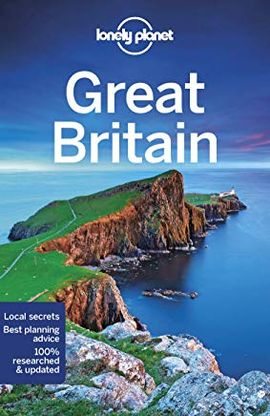 GREAT BRITAIN -LONELY PLANET