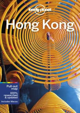 HONG KONG -LONELY PLANET