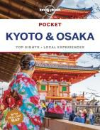 KYOTO & OSAKA. POCKET -LONELY PLANET