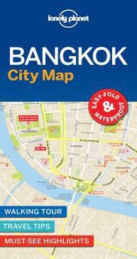 BANGKOK. CITY MAP -LONELY PLANET1