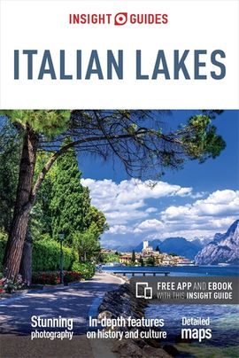 ITALIAN LAKES -INSIGHT GUIDES