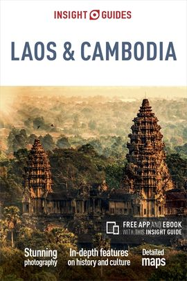 LAOS & CAMBODIA -INSIGHT GUIDE