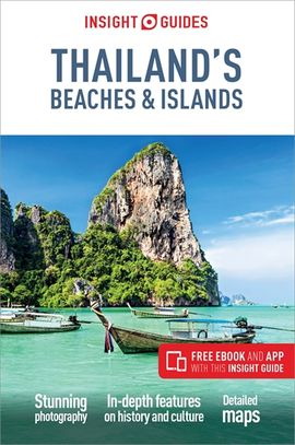 THAILAND'S BEACHES AND ISLANDS -INSIGHT GUIDES