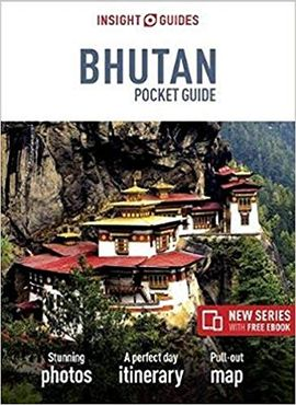 BHUTAN -POCKET GUIDE -INSIGHT