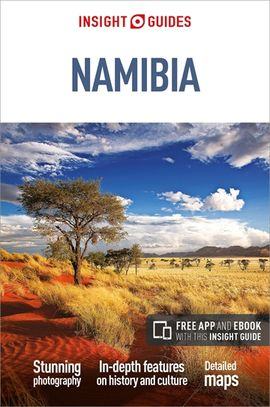 NAMIBIA -INSIGHT GUIDES