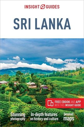 SRI LANKA -INSIGHT GUIDES