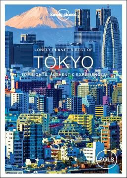 BEST OF TOKYO -LONELY PLANET