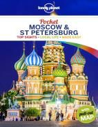 MOSCOW & ST. PETERSBURG. POCKET -LONELY PLANET
