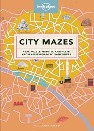 CITY MAZES -LONELY PLANET
