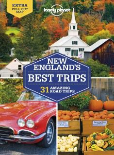 // NEW ENGLAND'S BEST TRIPS -LONELY PLANET