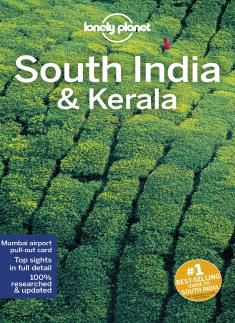 SOUTH INDIA & KERALA -LONELY PLANET