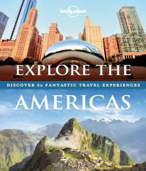 // EXPLORE THE AMERICAS 1 -LONELY PLANET