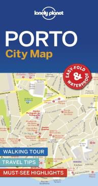 PORTO, CITY MAP -LONELY PLANET