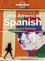 LATIN AMERICAN SPANISH. PHRASEBOOK & DICTIONARY -LONELY PLANET