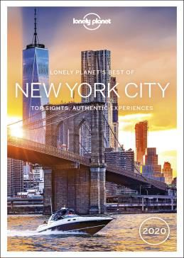 NEW YORK, THE BEST OF -LONELY PLANET