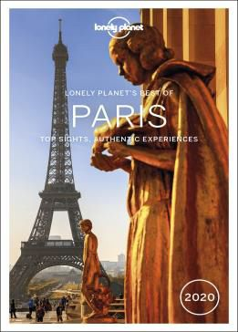 PARIS, BEST OF -LONELY PLANET