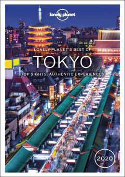 TOKYO, BEST OF -LONELY PLANET