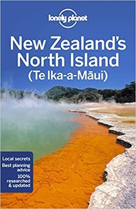 NEW ZEALAND'S NORTH ISLANDS -LONELY PLANET