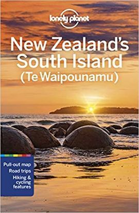 NEW ZEALAND'S SOUTH ISLAND -LONELY PLANET