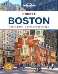 BOSTON. POCKET -LONELY PLANET