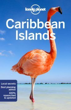 CARIBBEAN ISLANDS -LONELY PLANET