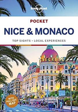 NICE & MONACO. POCKET -LONELY PLANET