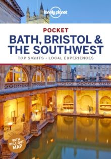 BATH, BRISTOL & THE SOUTHWEST. POCKET -LONELY PLANET