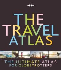 TRAVEL ATLAS, THE  -LONELY PLANET