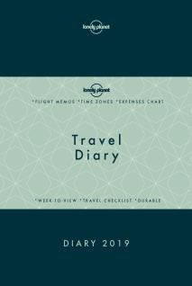 2019 TRAVEL DIARY -LONELY PLANET