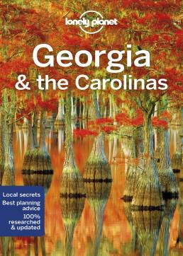 GEORGIA & THE CAROLINAS -LONELY PLANET