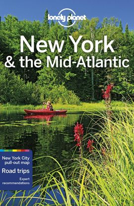 NEW YORK & THE MID-ATLANTIC -LONELY PLANET