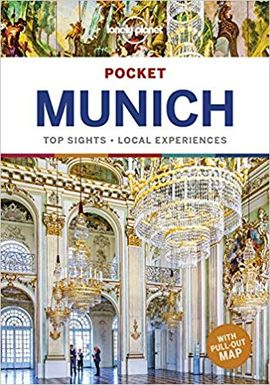 // MUNICH. POCKET -LONELY PLANET