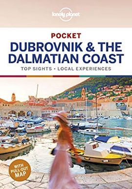 DUBROVNIK & THE DALMATIAN COAST. POCKET -LONELY PLANET