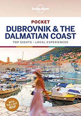 DUBROVNIK & THE DALMATIAN COAST. POCKET -LONELY PLANET