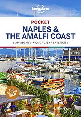 NAPLES & THE THE AMALFI COAST. POCKET -LONELY PLANET