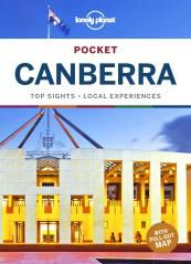 CANBERRA. POCKET -LONELY PLANET