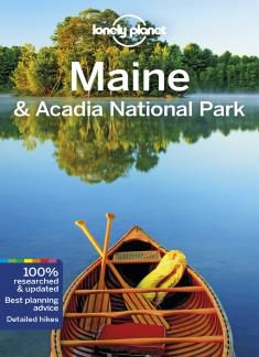 MAINE & ARCADIA NATIONAL PARK -LONELY PLANET